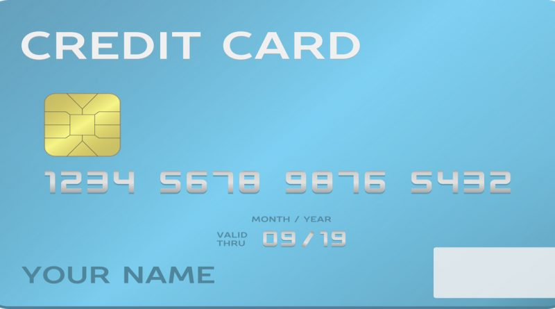 How to create a credit card