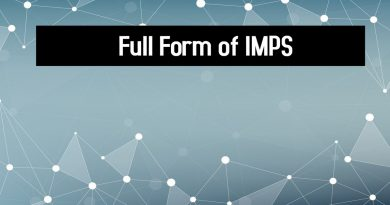 Full Form of IMPS